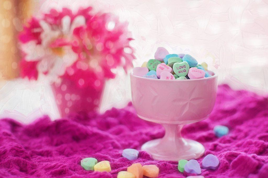 snoepjes unicorn feestje