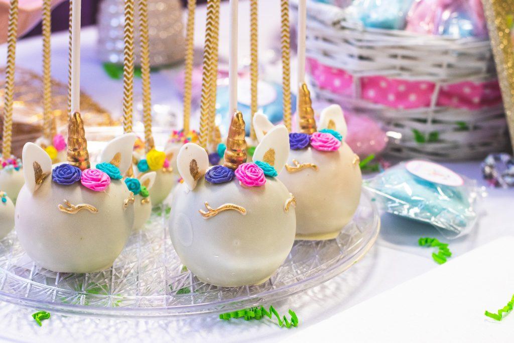 sugar pop traktatie eenhoorn feestje