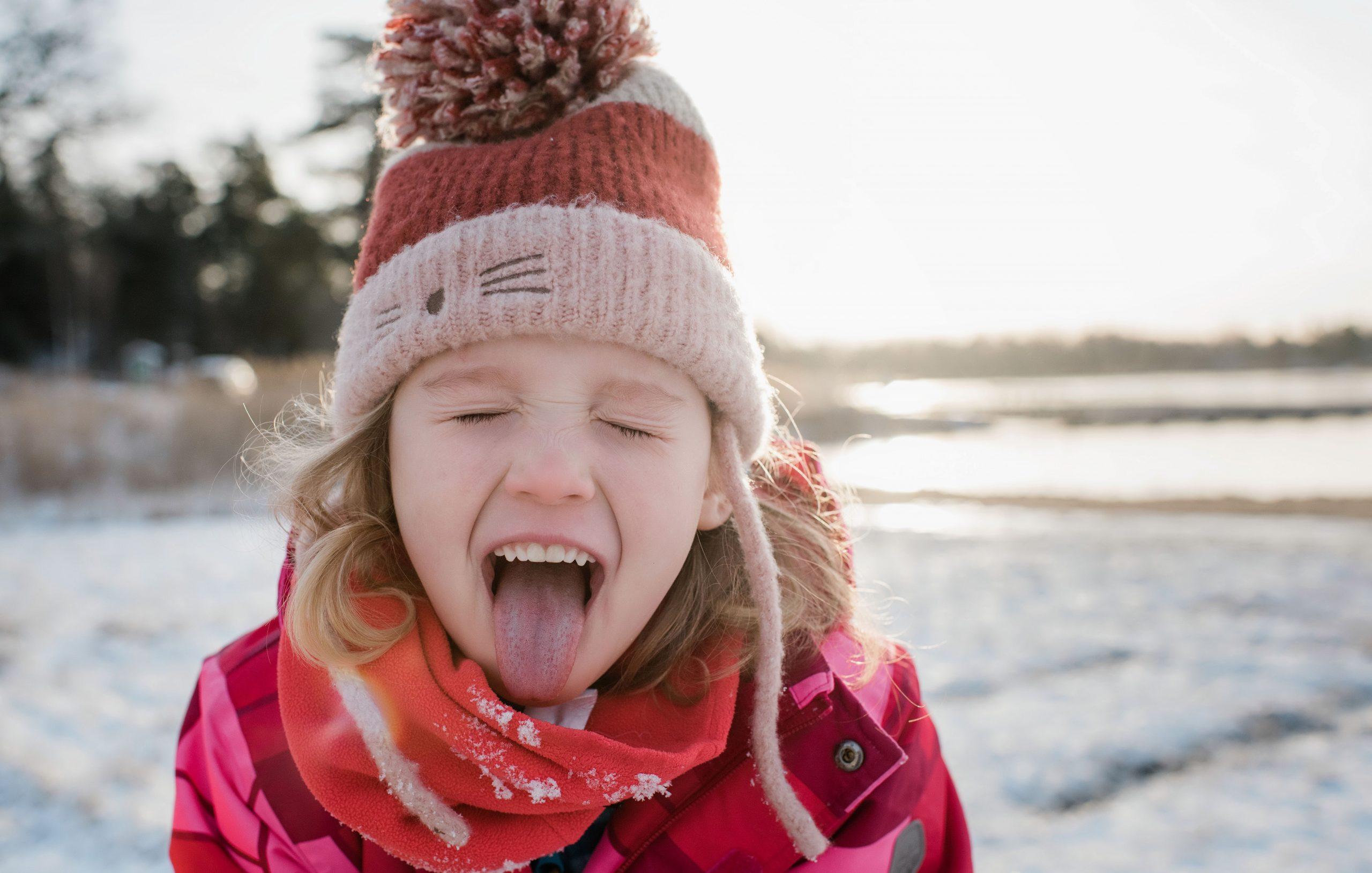 winter spelletjes kinderfeestje
