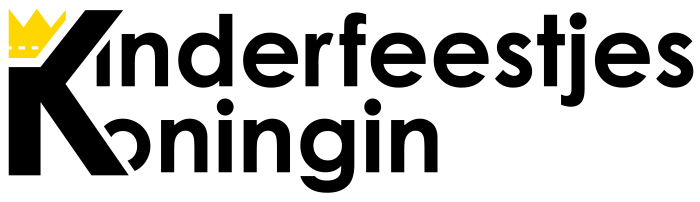 kinderfeestjeskoningin logo