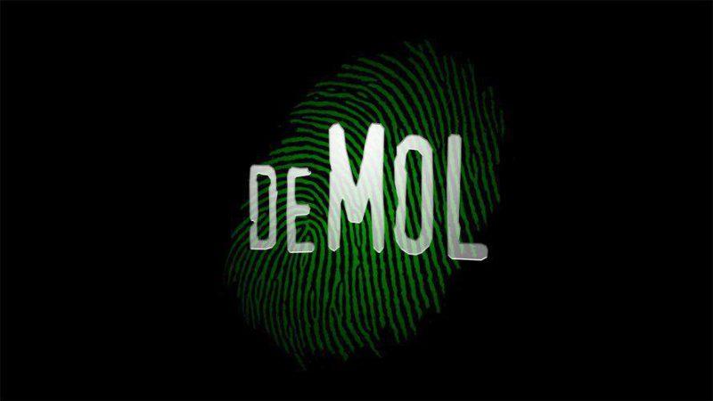 wie is de mol logo - kinderfeestje blog