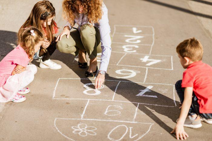 hinkelen oud hollandse spelletjes kinderfeestje
