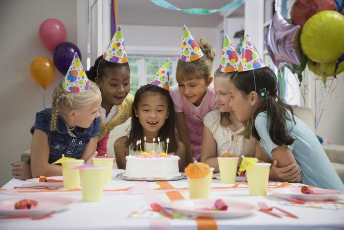 kinderfeestje 6 jaar met 6 kinderen