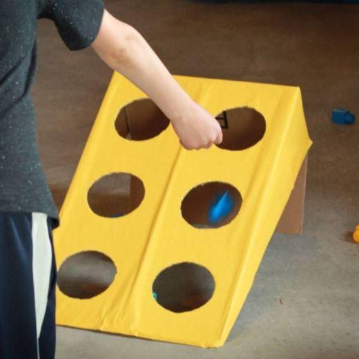 lego spelletje kinderfeestje