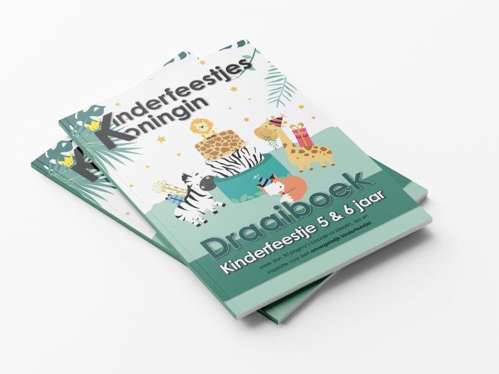 draaiboek kinderfeestje 5 en 6 jaar